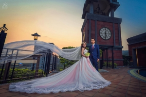 維多利亞新娘類婚紗