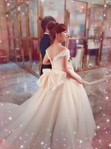 vivi新娘欣倫
