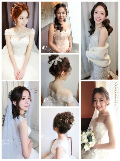 VIVI新娘造型