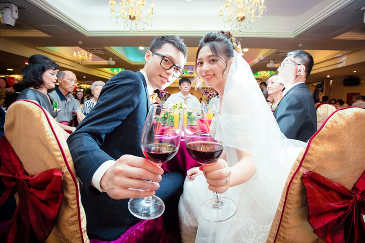 vivi婚禮造型服務代表圖