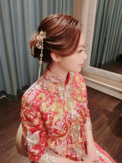 vivi新娘容瑜