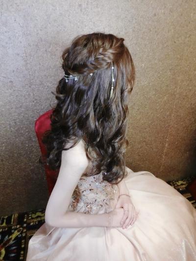 vivi新娘鄭艷