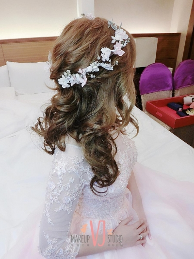 vivi新娘欣慧